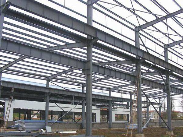 钢结构的施工流程怎么样?