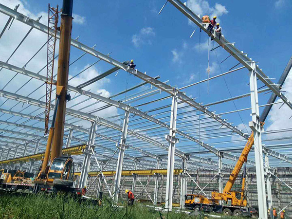 钢结构厂房发展