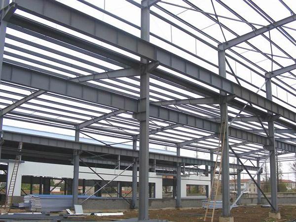 兰州钢结构工程中的使用规定