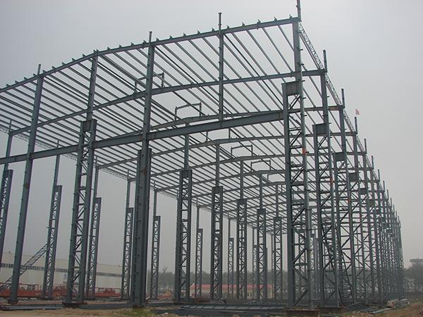 钢结构施工有什么优点?