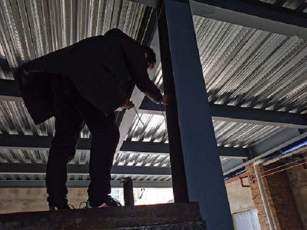 有关钢结构厂房的建筑变形缝问题?(二)