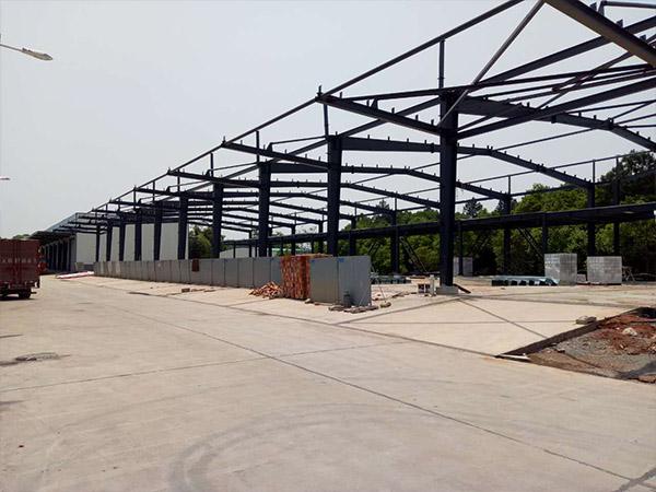 钢结构厂房高度大部分多高?有什么优点呢?