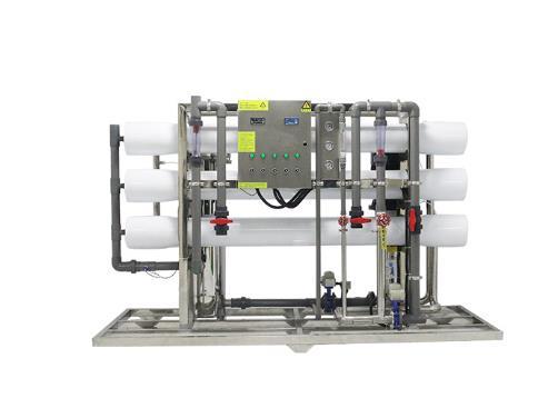 反渗透纯水设备中反渗透阻垢剂的特点以及作用