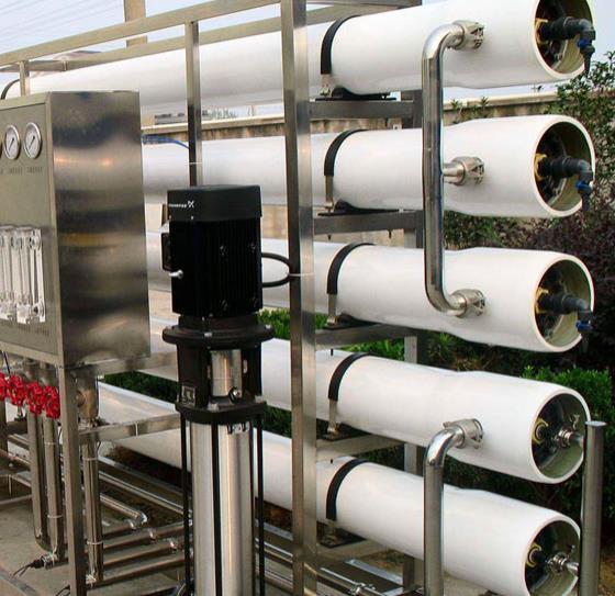 纯净水设备反渗透膜会结垢的原因有哪些?如何清洗?