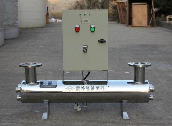 紫外线杀菌器设备特点以及工作原理介绍