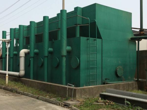 反渗透设备主机部分的构造及作用