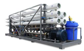 反渗透系统中浓水淡化的解决方案