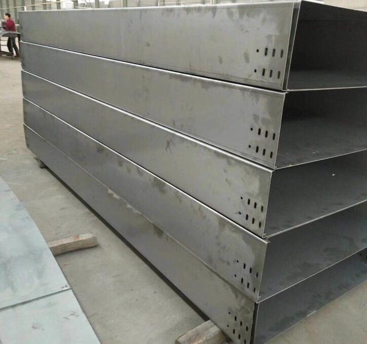 304不锈钢槽式桥架