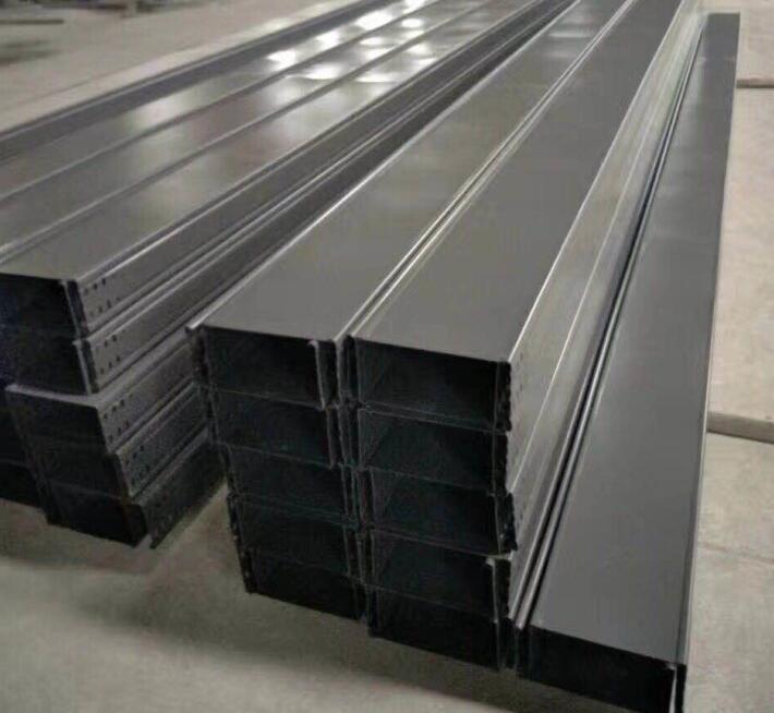 大跨距槽式防火桥架