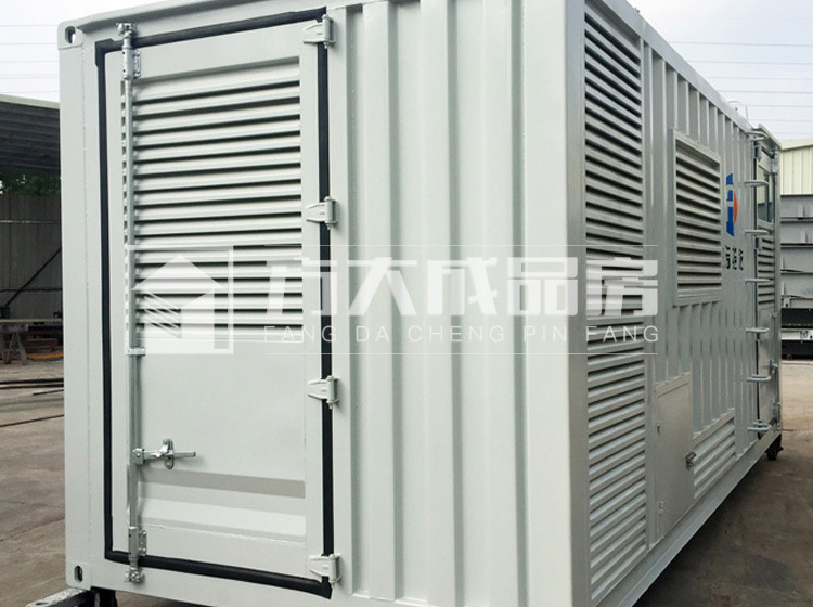南充集装箱水电机械设备房
