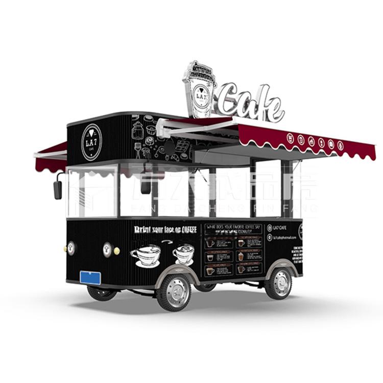 成都移动糕点饮品餐车厂家定制来电选购