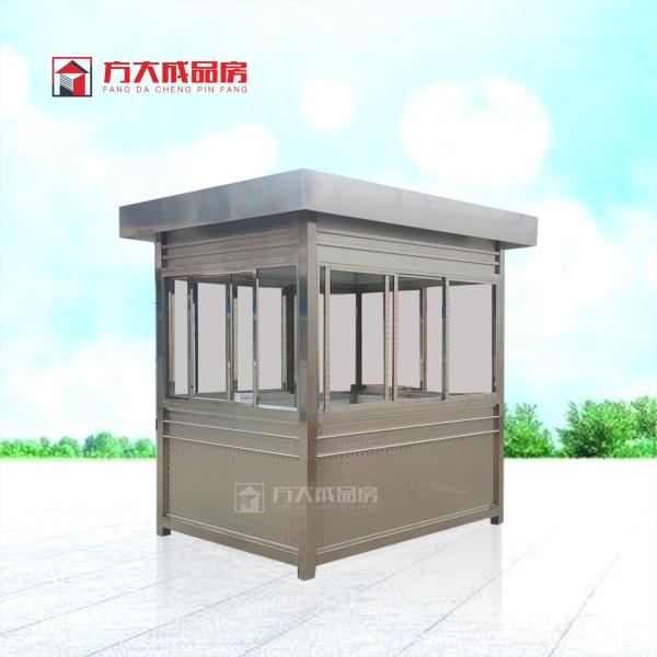 四川不锈钢岗亭