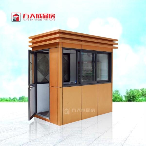 西藏铝塑板岗亭