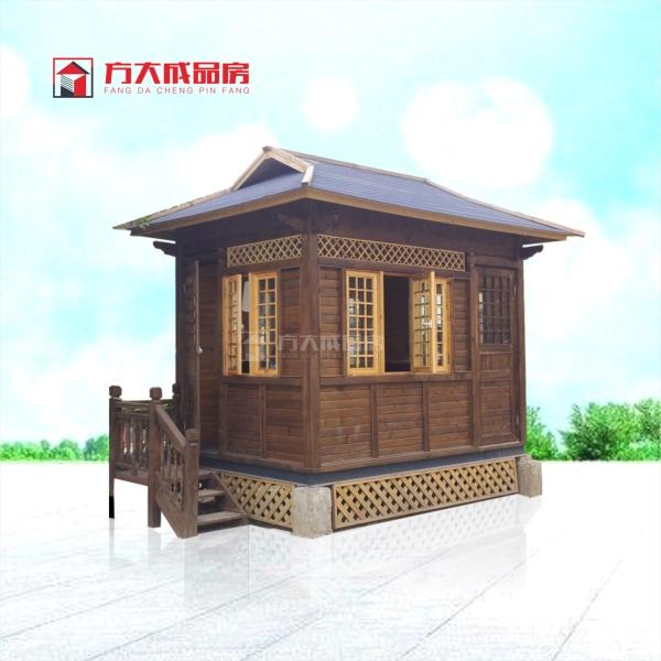 重庆防腐木岗亭