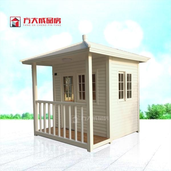 四川防腐木岗亭