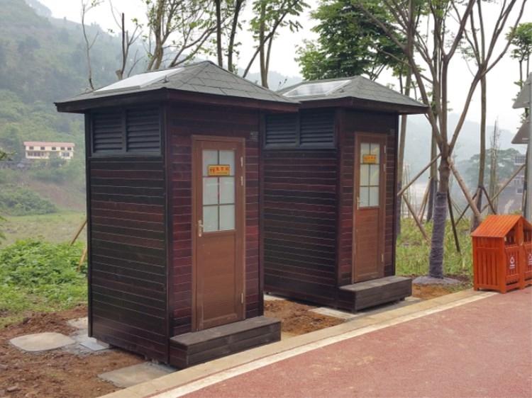 贵州移动厕所成功案例
