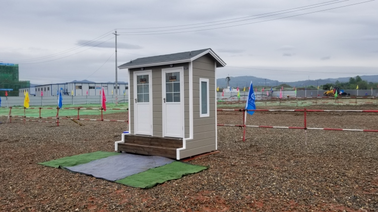 四川移动厕所案例