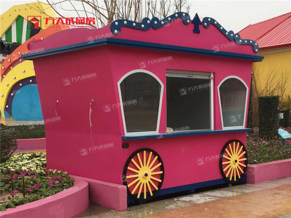 重庆特色小吃车供应商