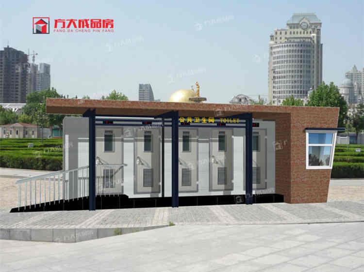 四川城市高端厕所改造