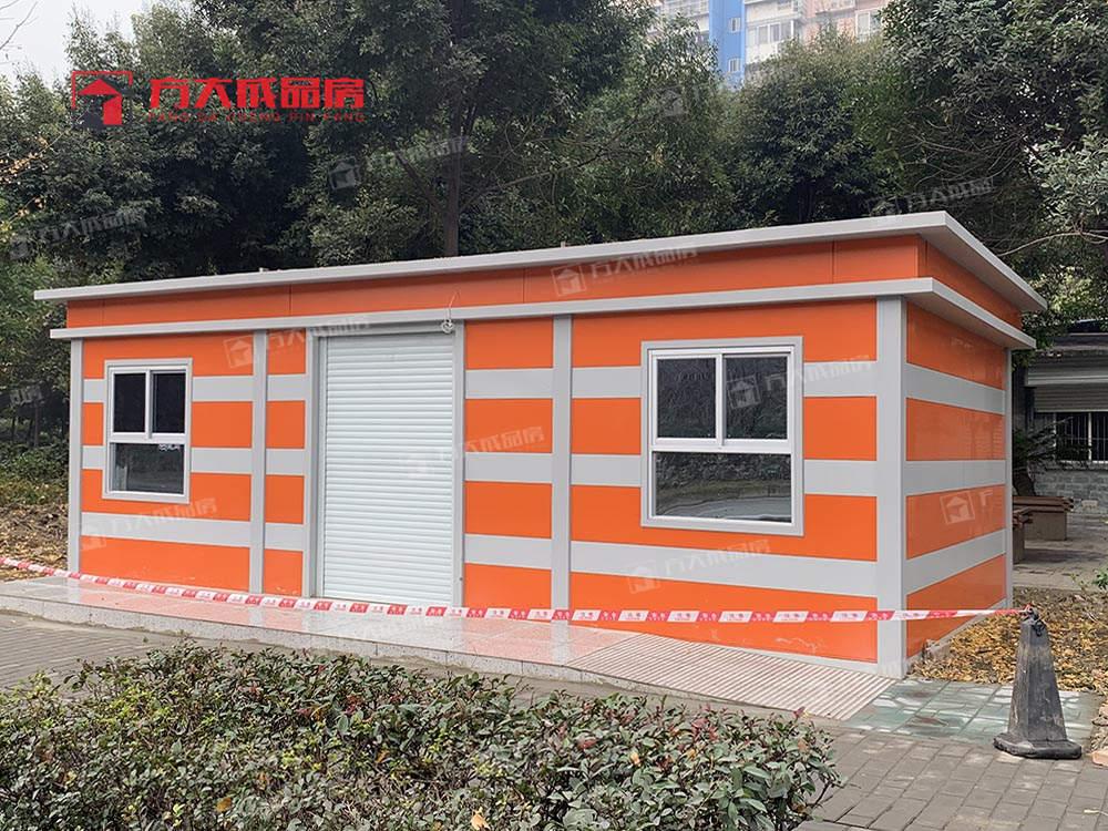 重庆市政标准卫生间