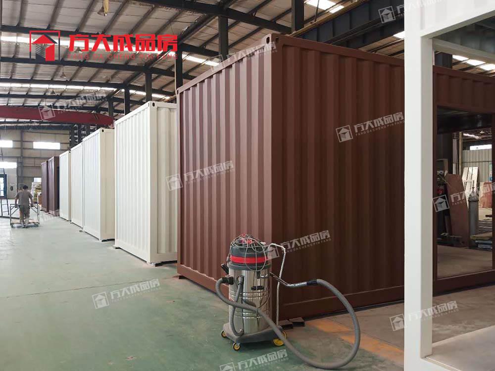 西藏集装箱房生产