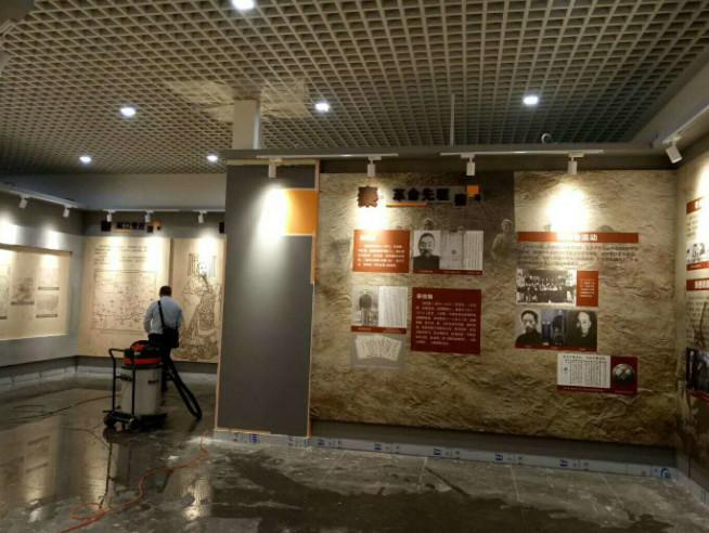 西安展览展厅设计条件,如何掌握?