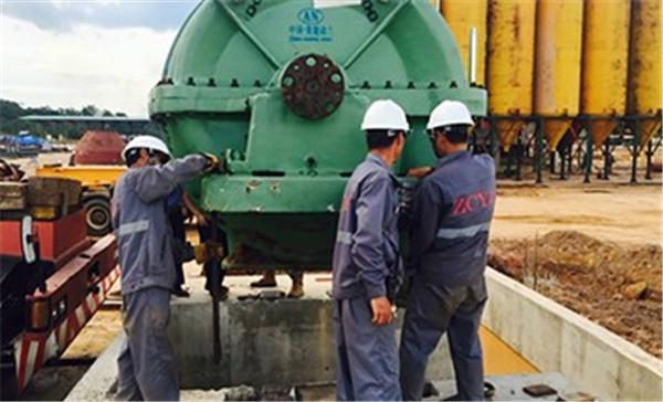 这是为印尼哈里钢铁有限公司做的案例展示