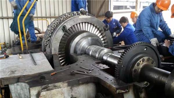 TRT、轴流维修检修
