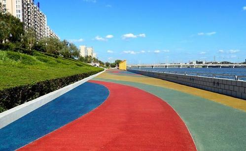 大家知道成都彩色透水地坪的好处有哪些吗?