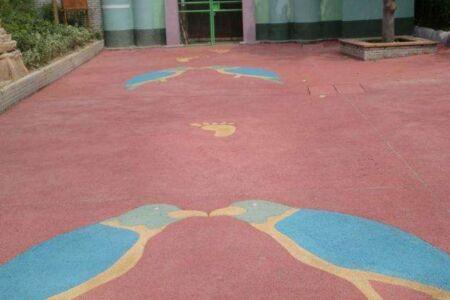 彩色透水地坪的施工 工艺介绍