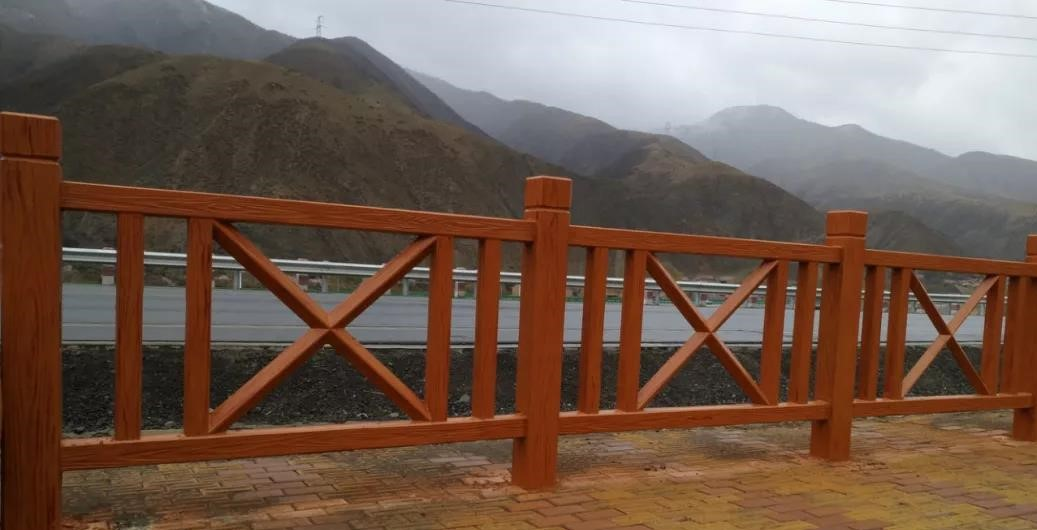 你知道成都仿木栏杆的施工工艺吗?