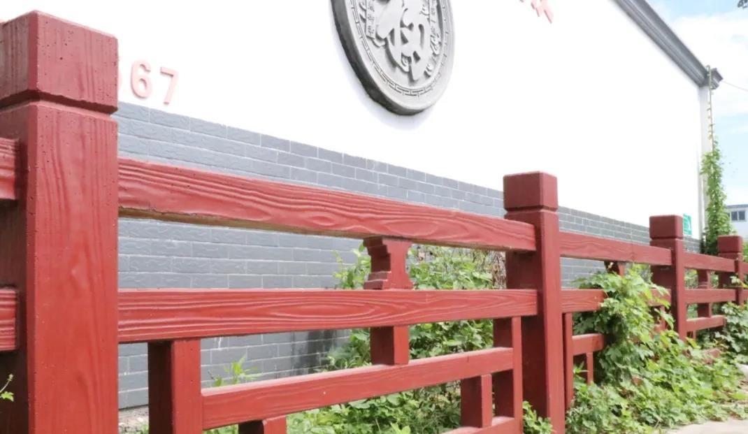 成都仿木栏杆为什么在新农村建设应用中越来越受欢迎