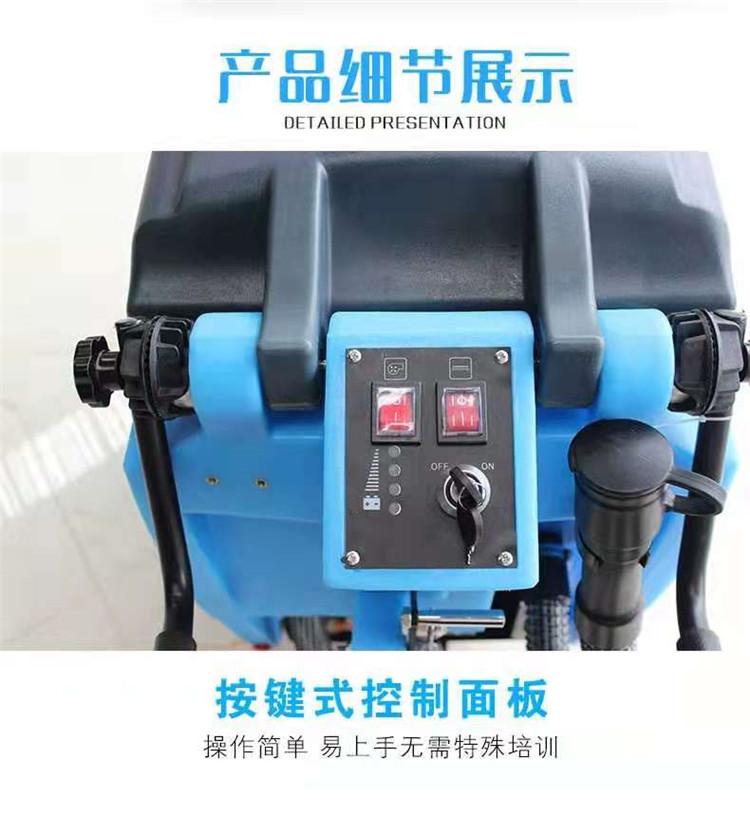 陕西驾驶式洗地机主要应用于哪些行业?