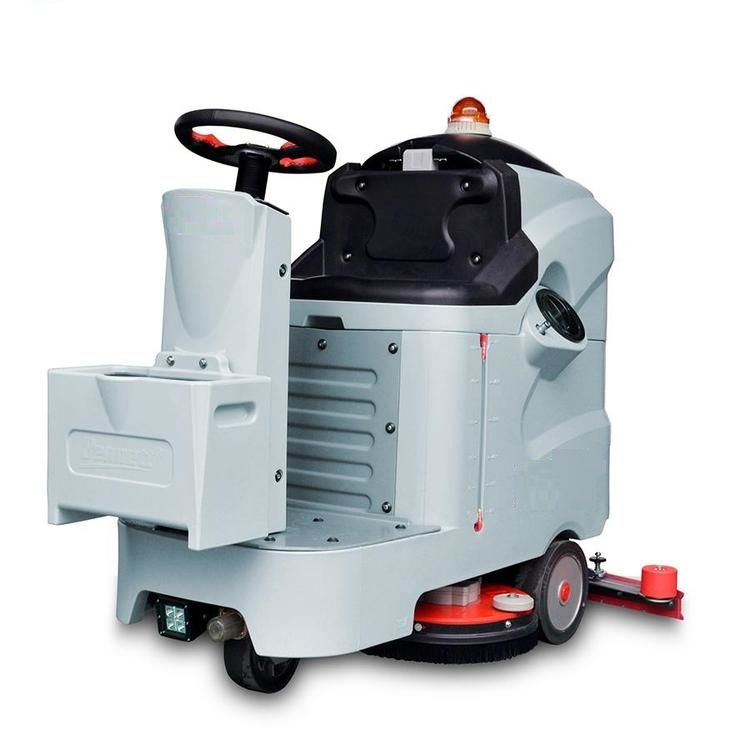 工厂用洗地机是选择用手推式还是驾驶式好呢?