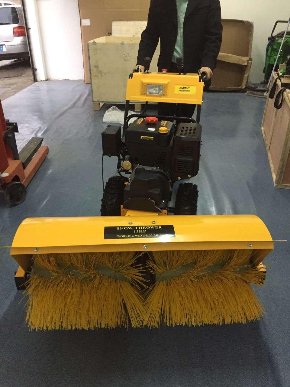 XN110型扫雪机