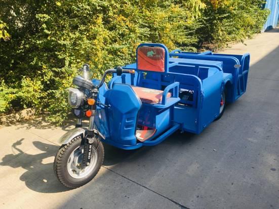 DW240T4 四桶垃圾车