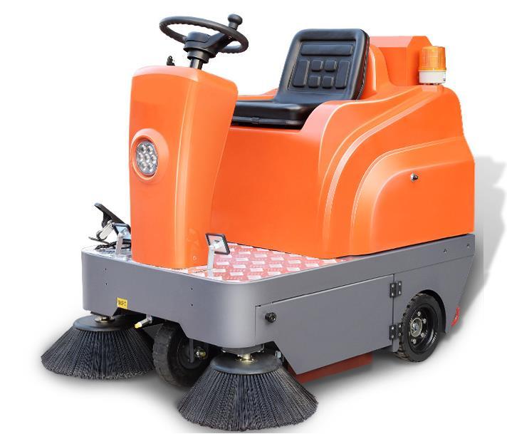 驾驶式扫地机种类和品牌非常多,那么价格多少钱比较合适呢?