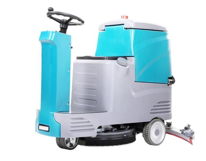 洗地机吸水力不强的原因以及处理办法介绍