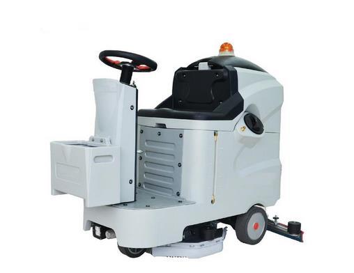 商场使用什么样的洗地机比较实用而且高效?