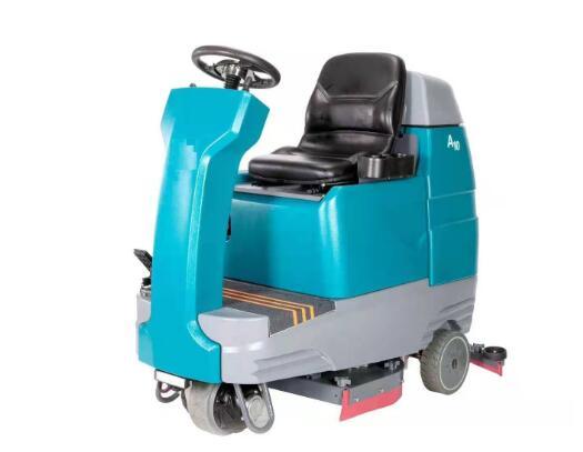 简单分析洗地机在工厂生产领域中的运用