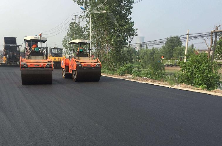 郑州恒鑫沥青道路施工