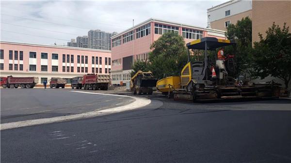 沥青道路翻修的技术要点及注意事项