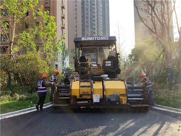 郑州沥青路面施工