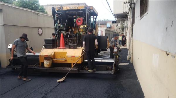 郑州沥青路面修补
