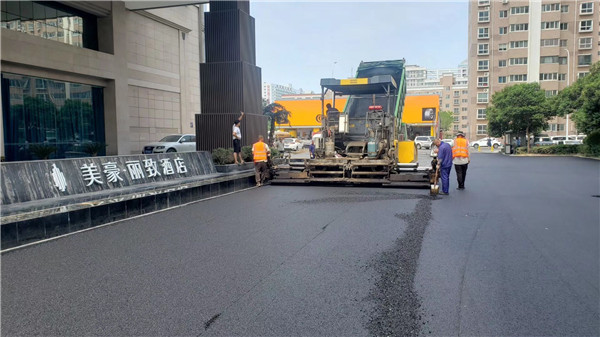 郑州沥青道路施工设备