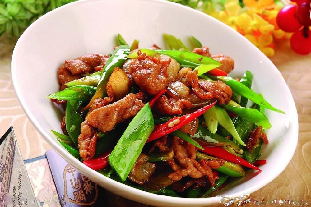 郑州农家小炒肉