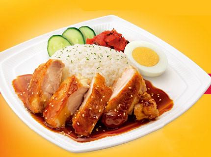 郑州鸡肉煲仔饭