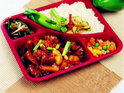 八宝米饭套餐