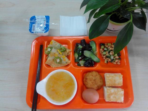 郑州团餐展示