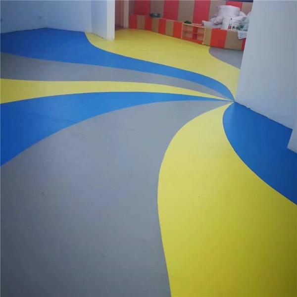 陕西pvc塑胶地板